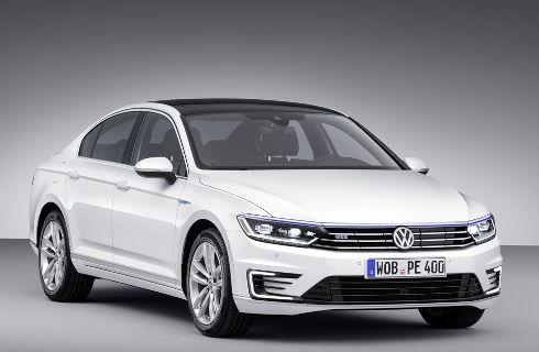 VW Passat, también con tecnología híbrida