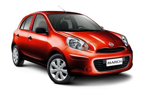Nissan fabrica dos March diferentes en Brasil