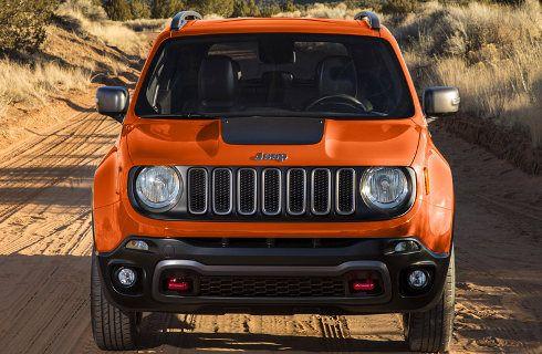 Más sobre el Jeep Renegade brasileño