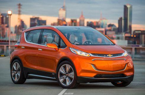 Chevrolet Bolt EV: nueva proyección eléctrica