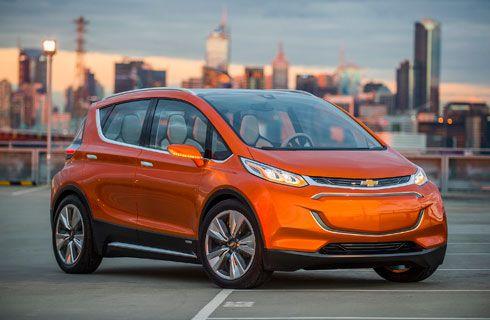 Chevrolet fabricará el Bolt EV en Estados Unidos