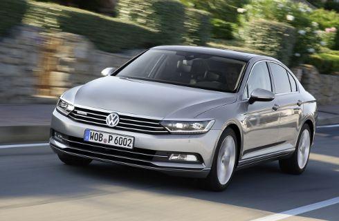 VW Passat, nuevo Auto del Año 2015 en Europa