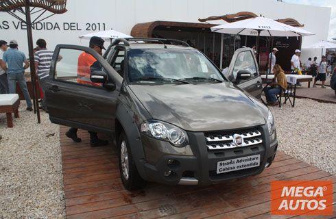 Fiat lleva sus últimas novedades a la mega muestra del campo
