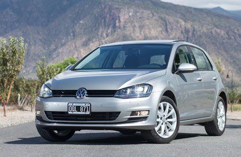 El Volkswagen Golf está de regreso en Argentina