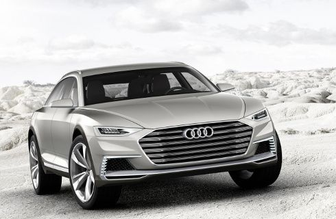 Audi Prologue Allroad: intenciones off road
