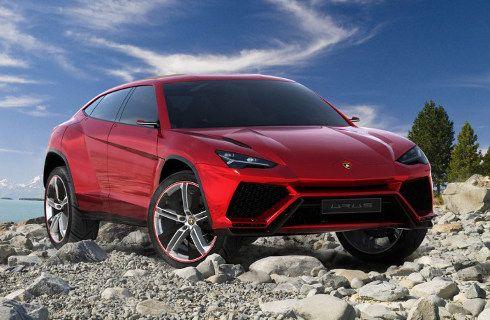 Lamborghini tendrá un SUV de lujo