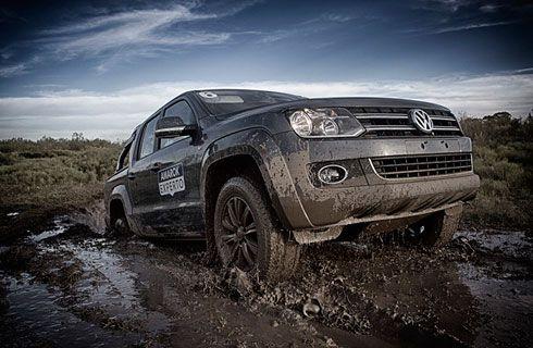 Tercer año de Experto Amarok, el programa de capacitación de la pick up de Volkswagen