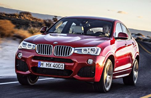 BMW lanzó el X4: desde 165.100 dólares