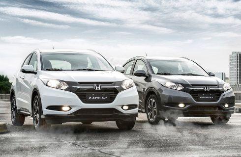 Honda lanzó comercialmente la nueva HR-V