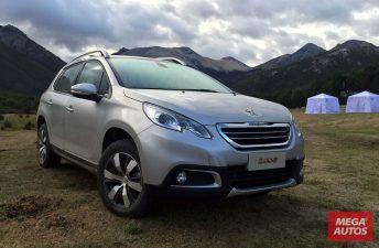 Peugeot 2008, en Argentina desde 316.600 pesos