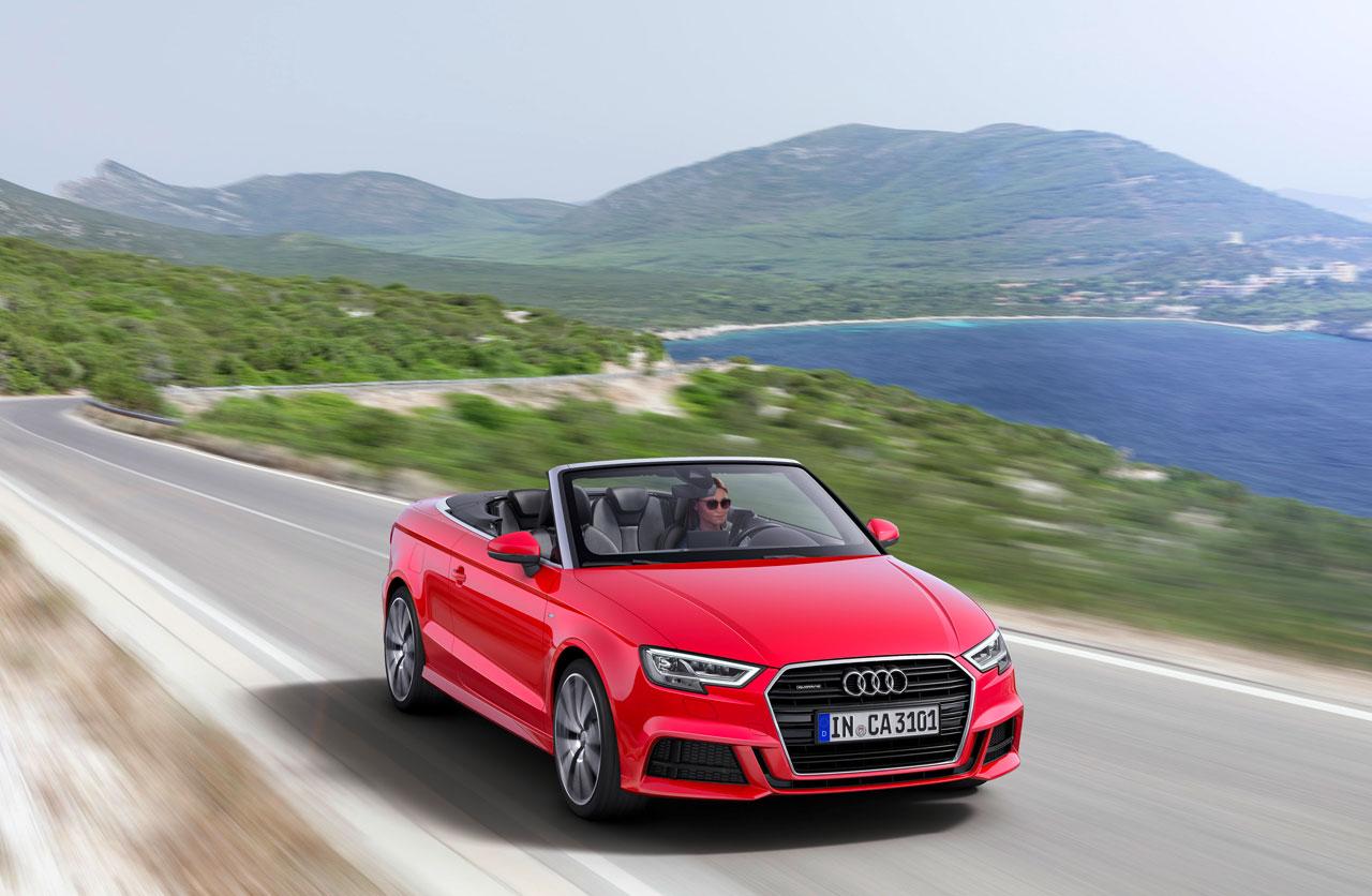 Cambios estéticos y nuevos motores para el Audi A3
