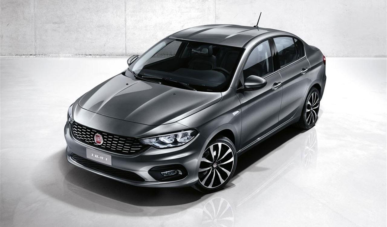 Fiat Tipo, nombre conocido para el nuevo sedán global