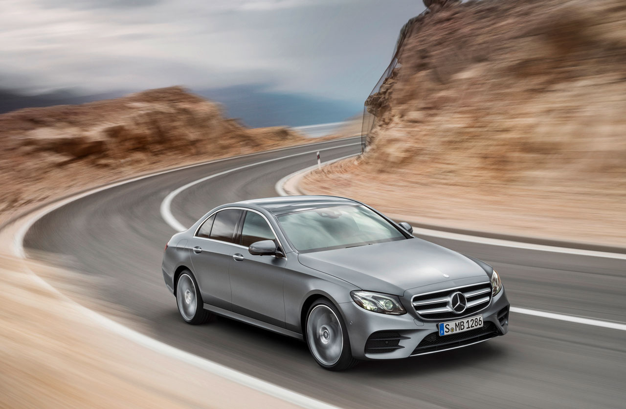 Mercedes-Benz Clase E, con décima generación