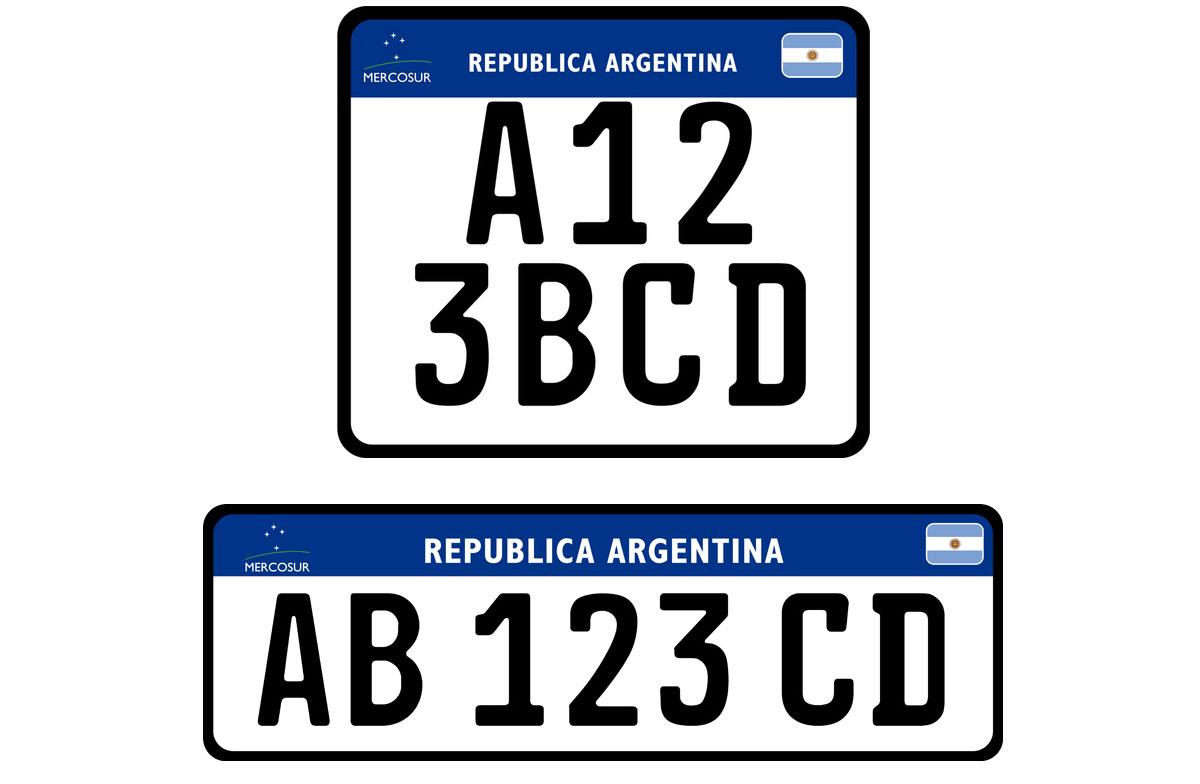 Todo Sobre La Nueva Patente Mercosur Mega Autos