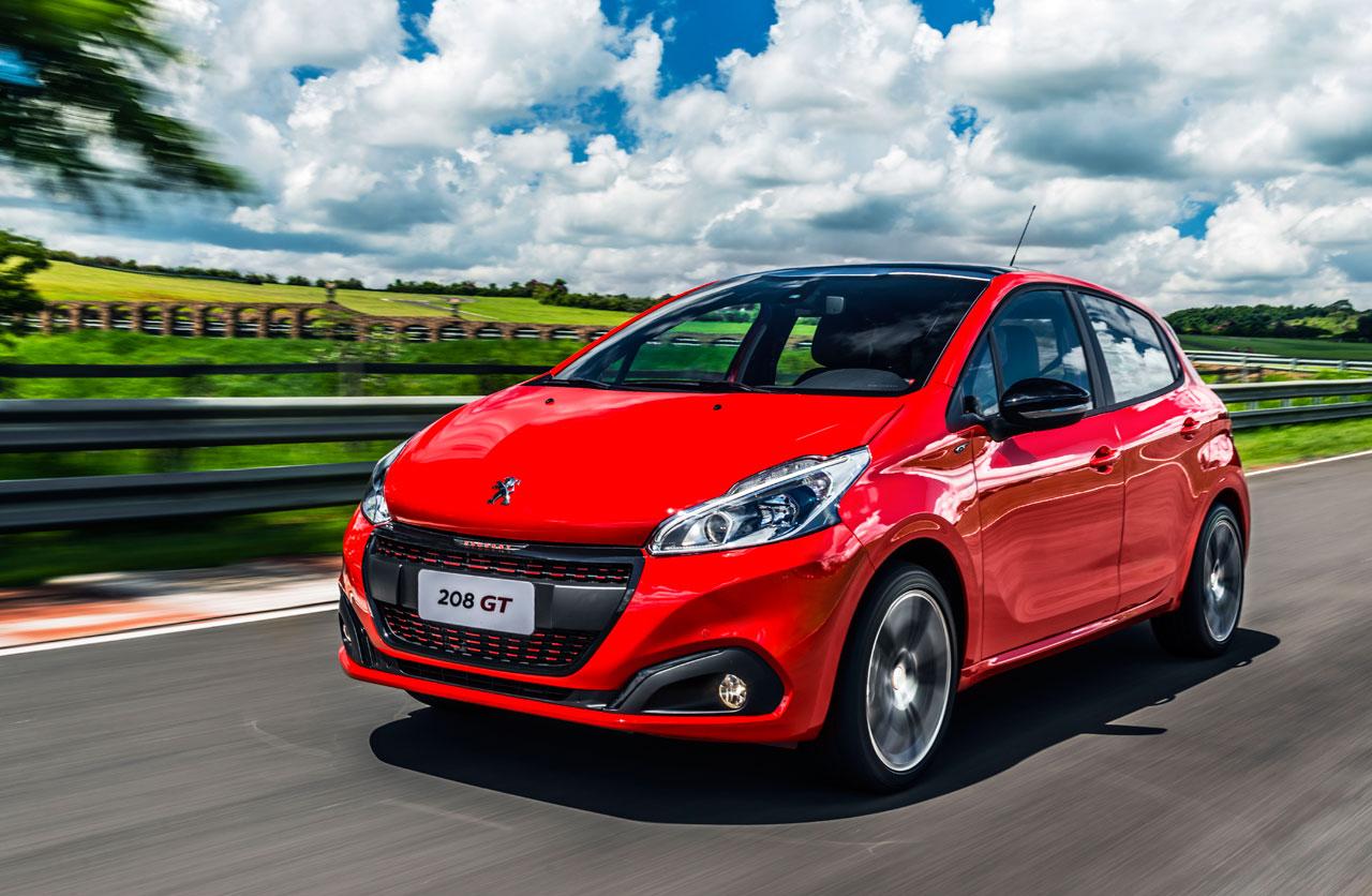 Se viene el renovado Peugeot 208