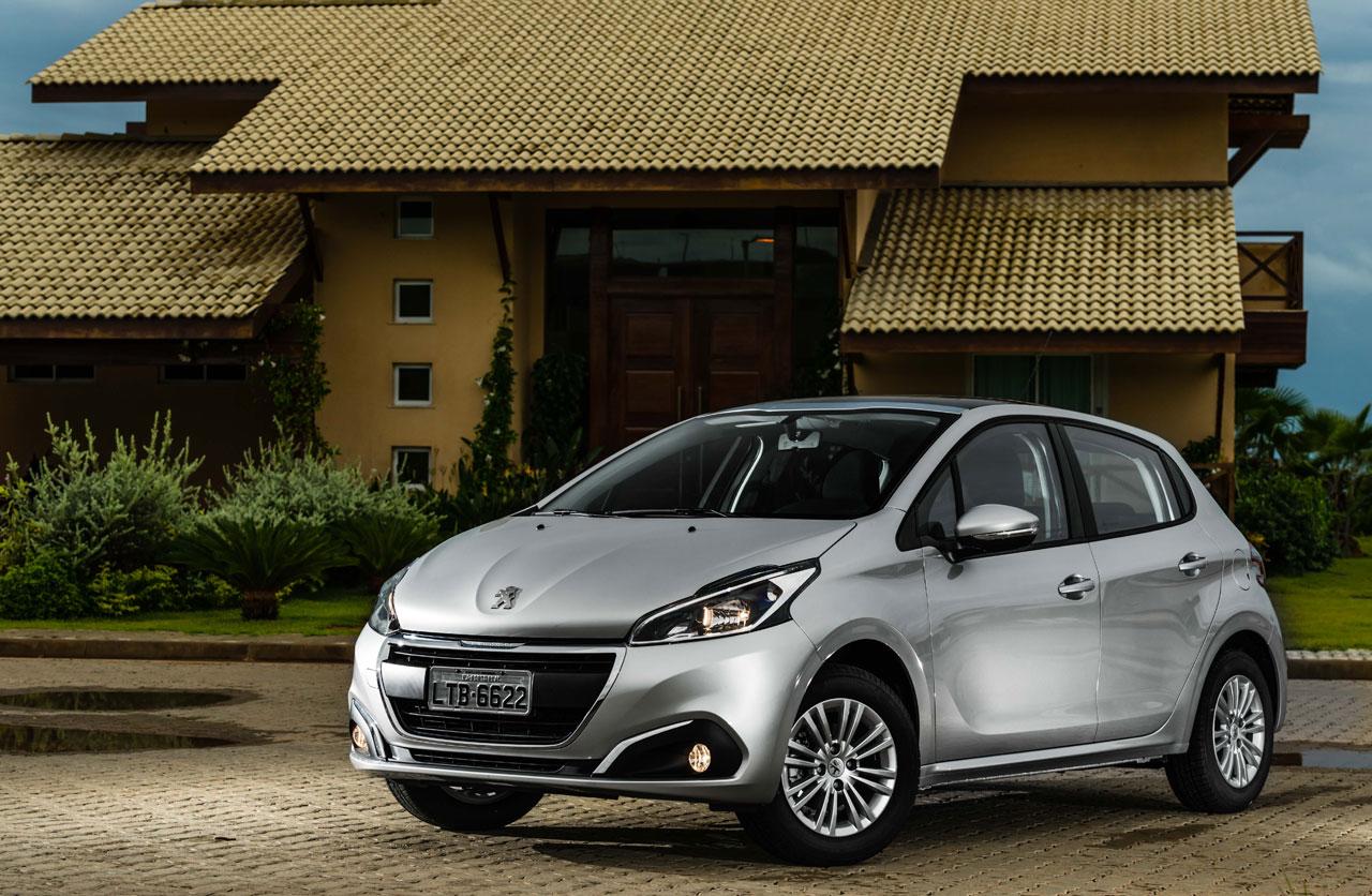 Así es el renovado Peugeot 208, que llegará este año
