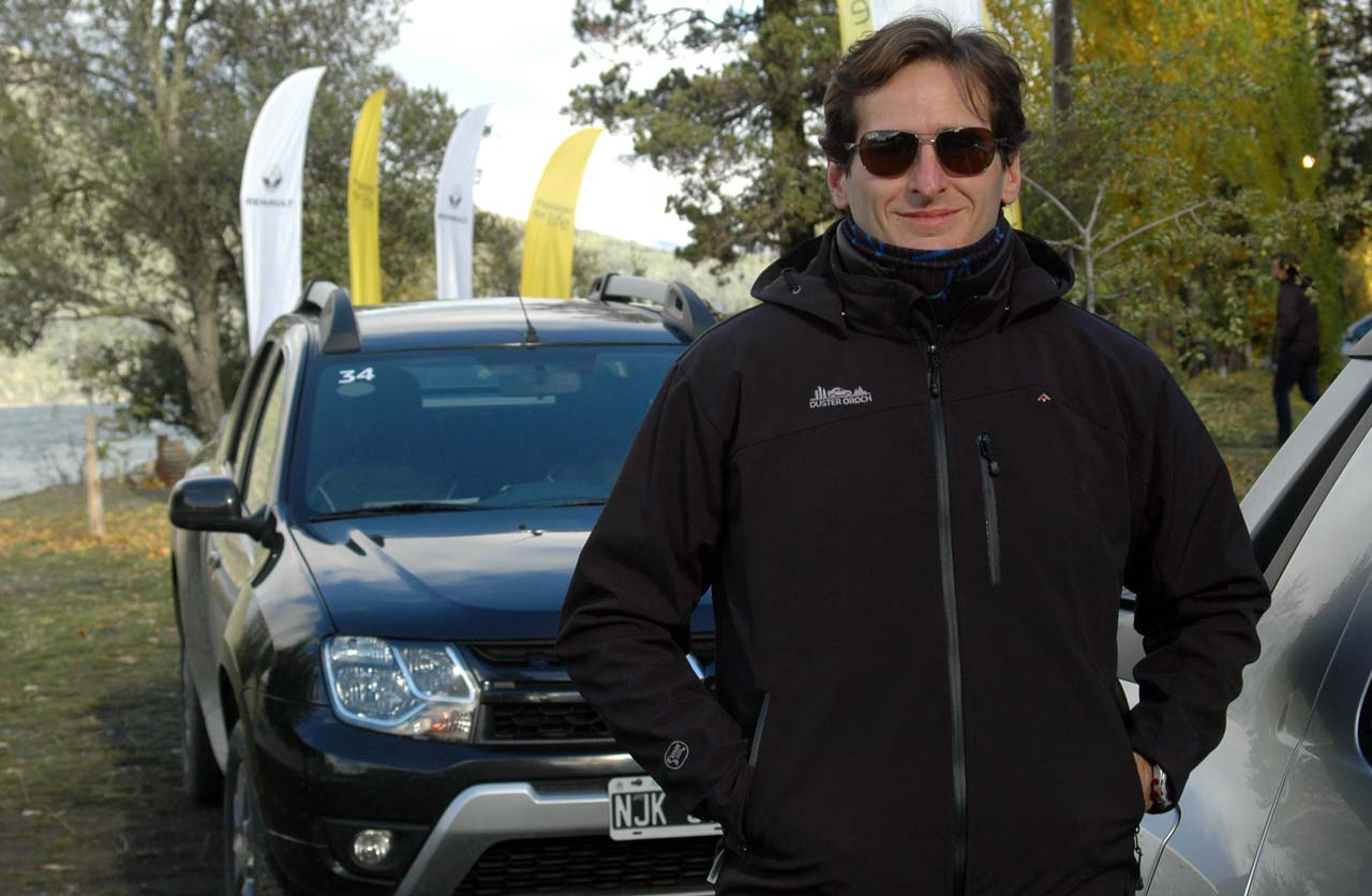 Renault Duster Oroch - Federico Goyret