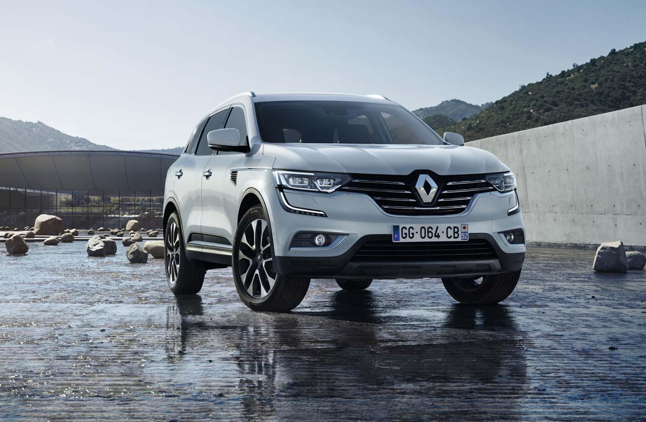 Así es la nueva generación del Renault Koleos