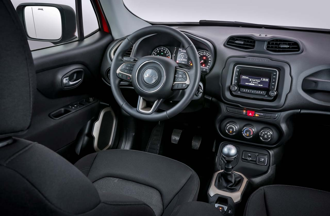 100 Gray Jeep Renegade Interior Jeep Renegade Interior Indonesia Autonetmagz 2016 Granite