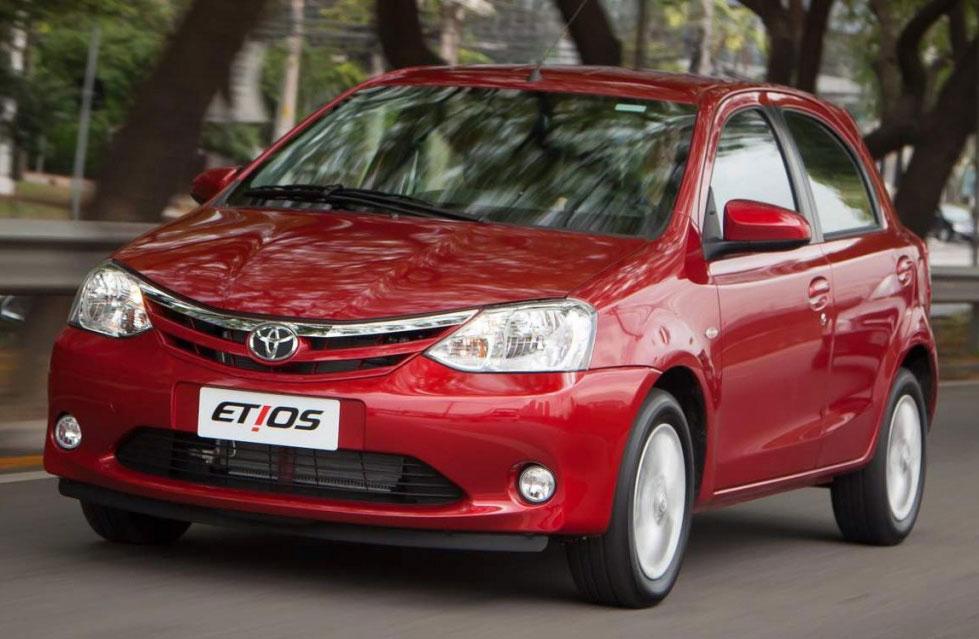 Caja automática y más novedades para el Toyota Etios