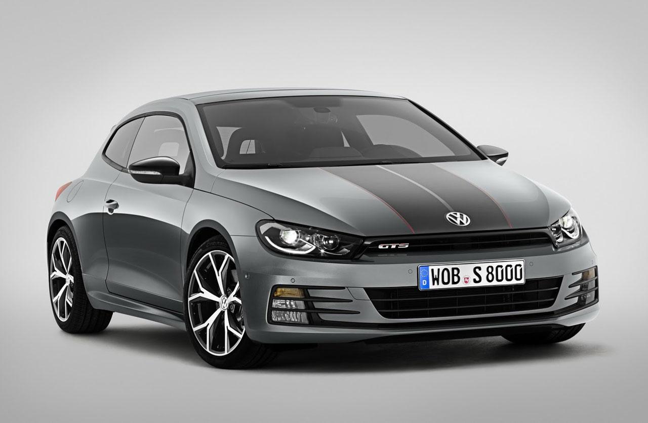 El Volkswagen Scirocco GTS llegará en julio