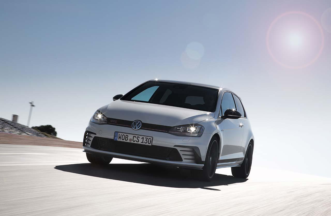 Volkswagen celebra el 40º aniversario del Golf GTI