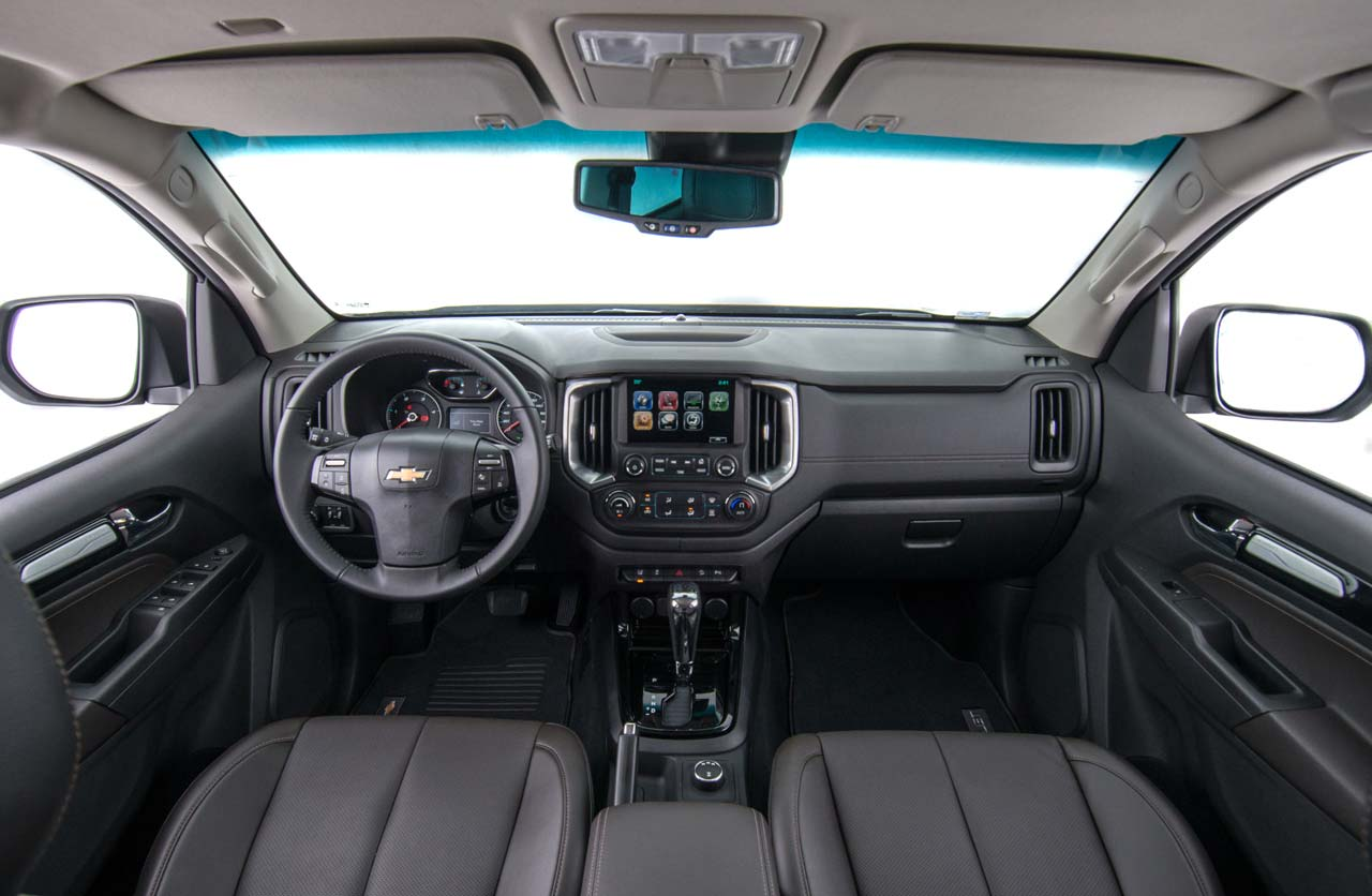 Interior Chevrolet Trailblazer