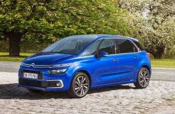 Los renovados Citroën C4 Picasso y Grand C4 Picasso que llegarán