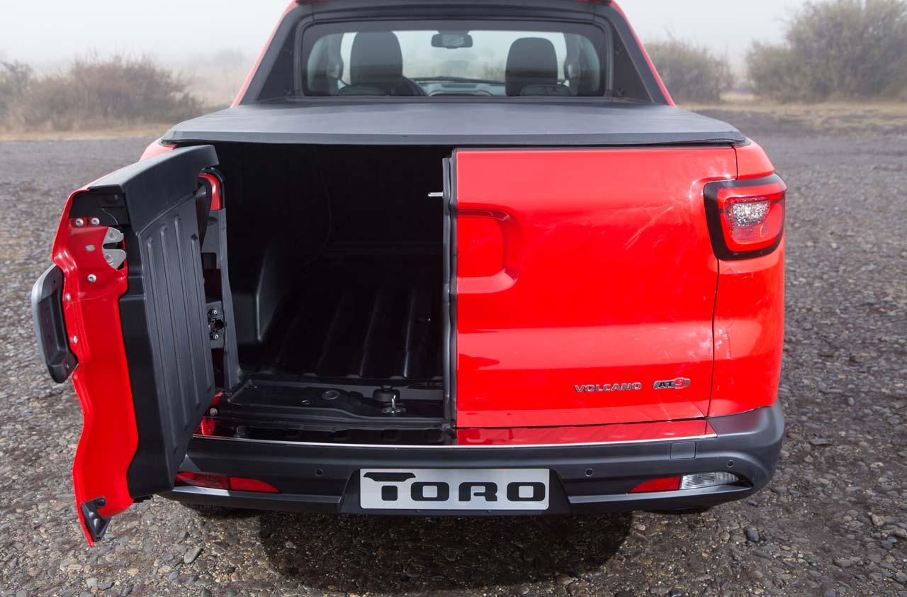 Caja Fiat Toro