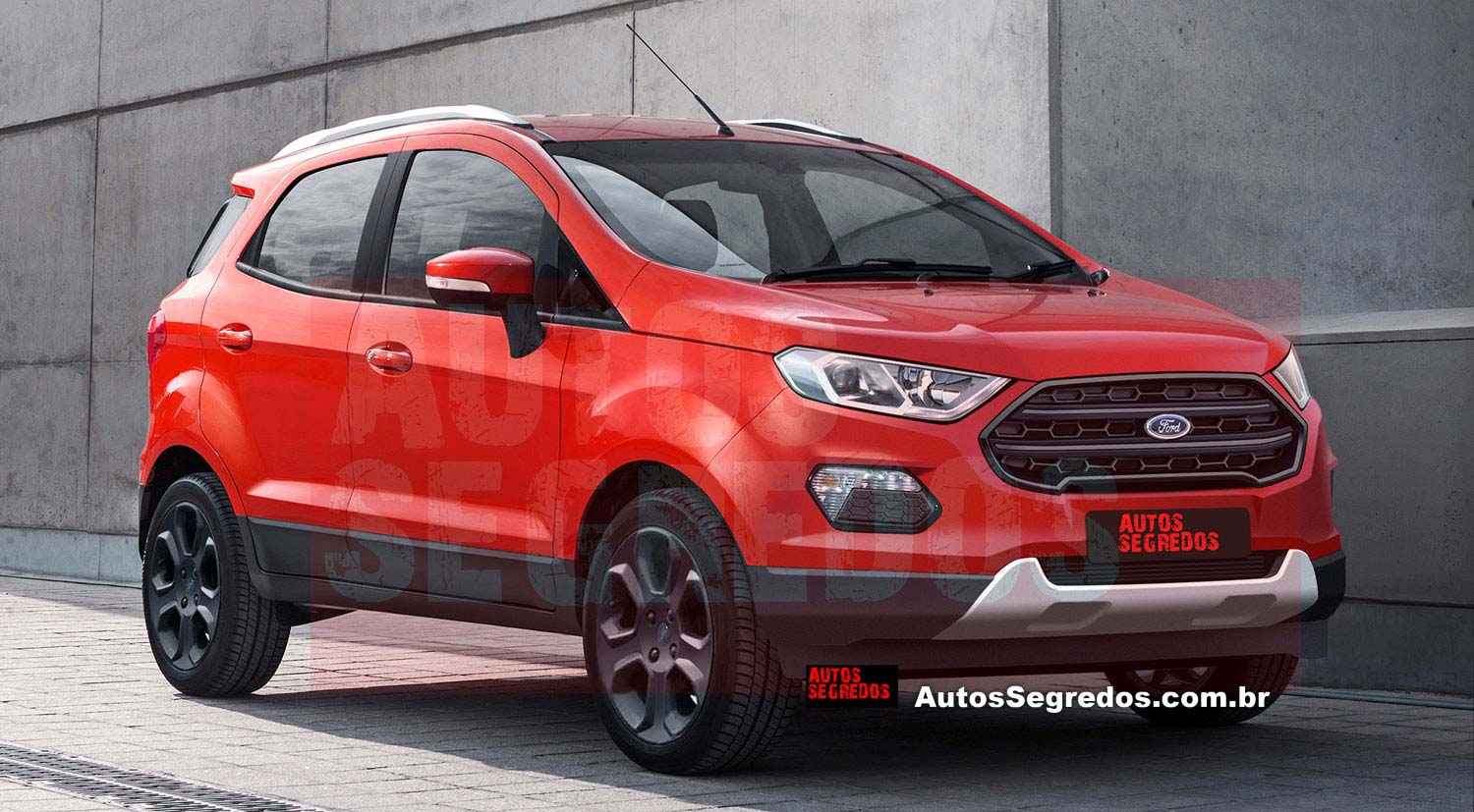 La ford ecosport que viene ser as mega autos for El centro motors quick lane