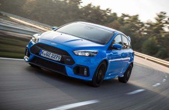 Ford ya fabrica el Focus RS en Europa