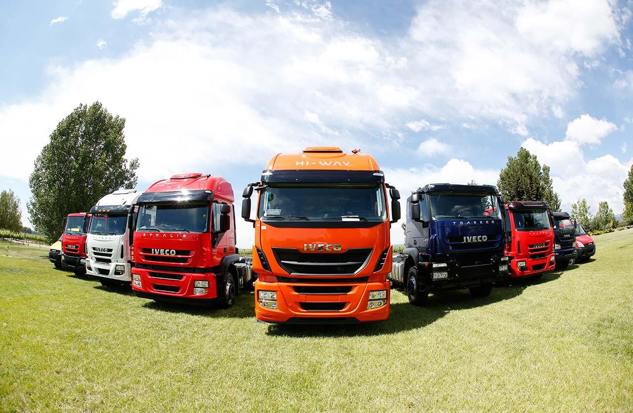 Iveco lleva su renovada gama de camiones a AgroActiva
