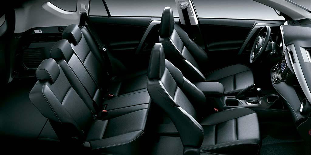 cambios para la toyota rav4 en el mercado local mega autos. Black Bedroom Furniture Sets. Home Design Ideas