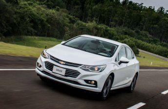 El Nuevo Chevrolet Cruze llegó a los concesionarios