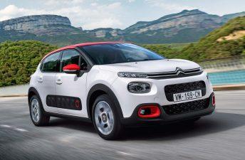Así es la tercera generación del Citroën C3
