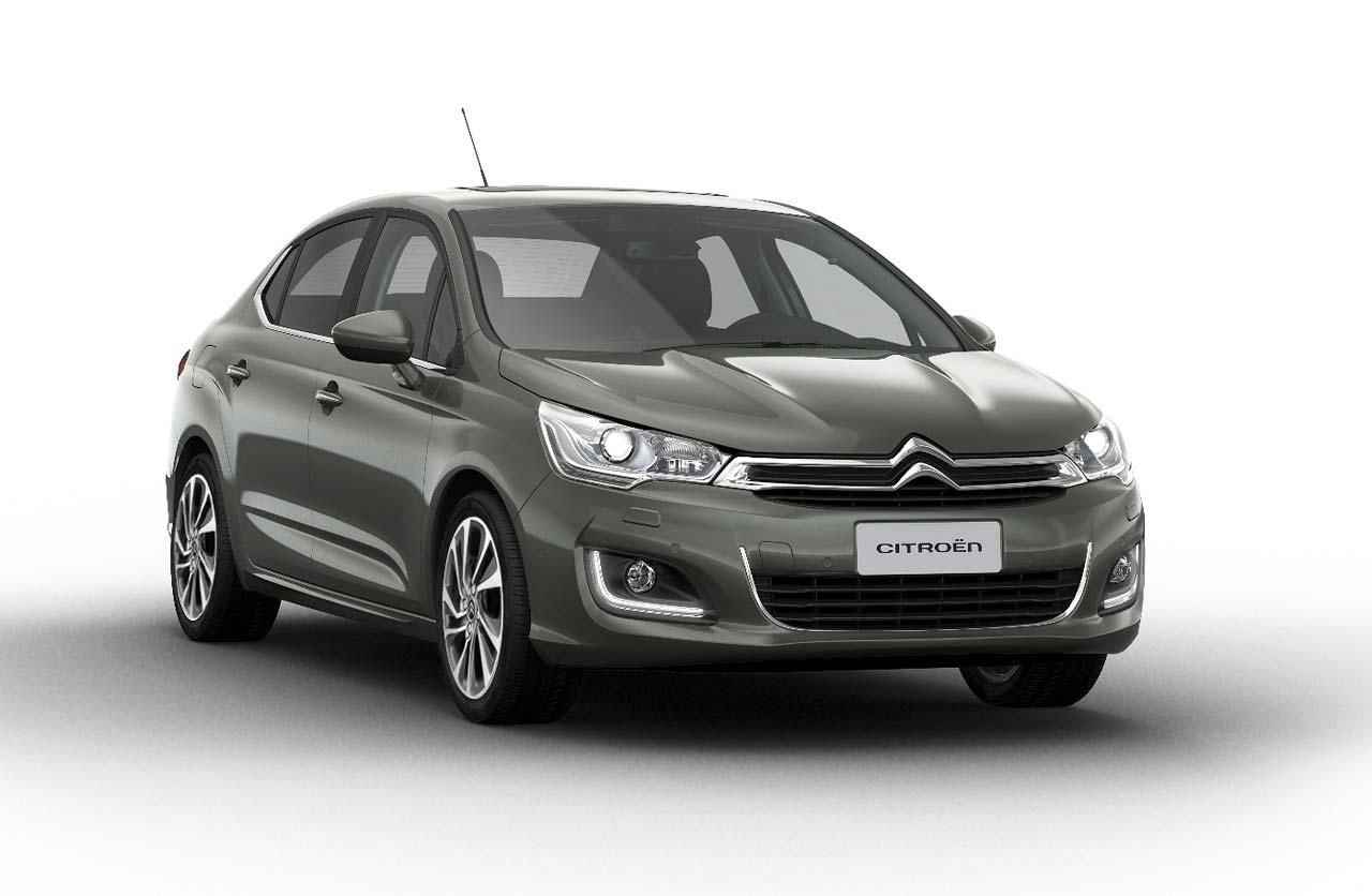 Citroën C4 Lounge, con múltiples beneficios