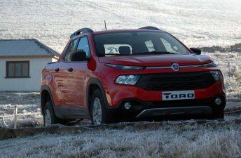 Manejamos la nueva Fiat Toro que llegó a Argentina
