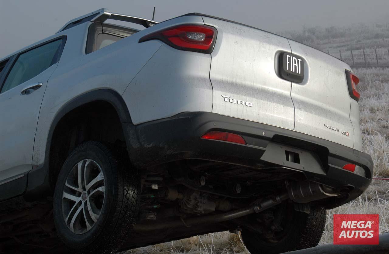 Fiat Toro Multilink