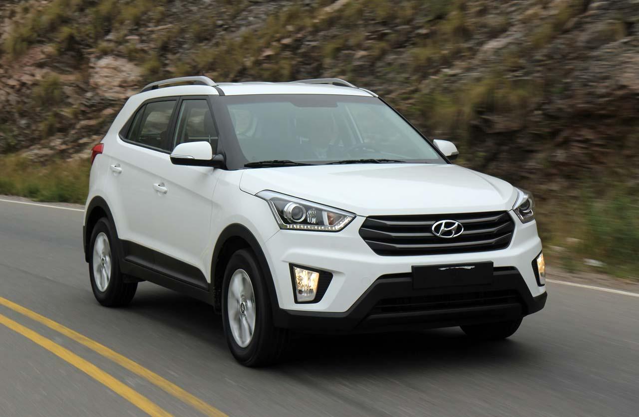 Hyundai Creta Desde 415 Mil Pesos En Argentina Mega Autos