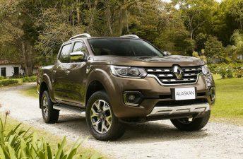 Renault Alaskan: así es la futura pick up nacional