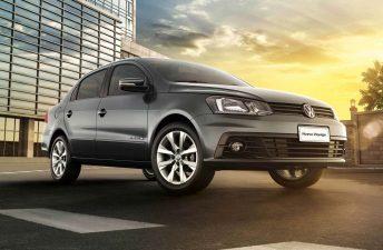 El Volkswagen Voyage también llegó a Argentina