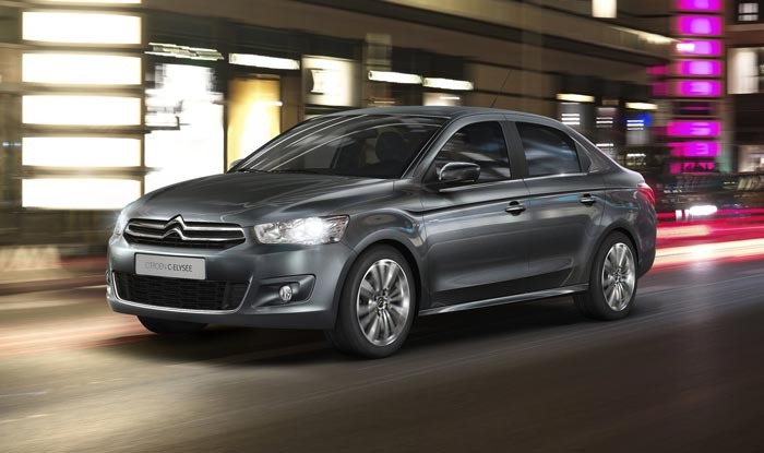Anticipo: se viene el Citroën C-Elysée