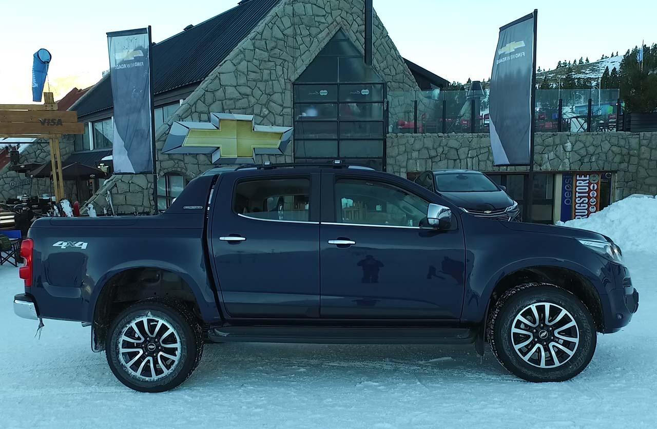 Invierno 2016: Chevroletnuevamente presente en Las Leñas