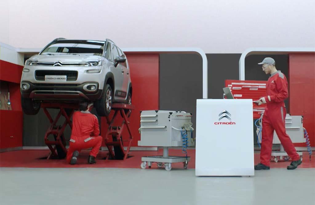 Citroën Posventa con nueva campaña con el foco en la calidad y la transparencia