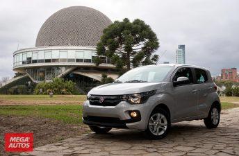 Manejamos el nuevo Fiat Mobi
