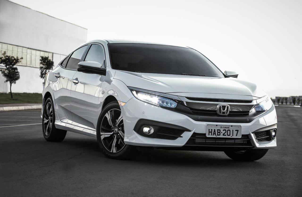 Así es el nuevo Honda Civic que llegará a Argentina