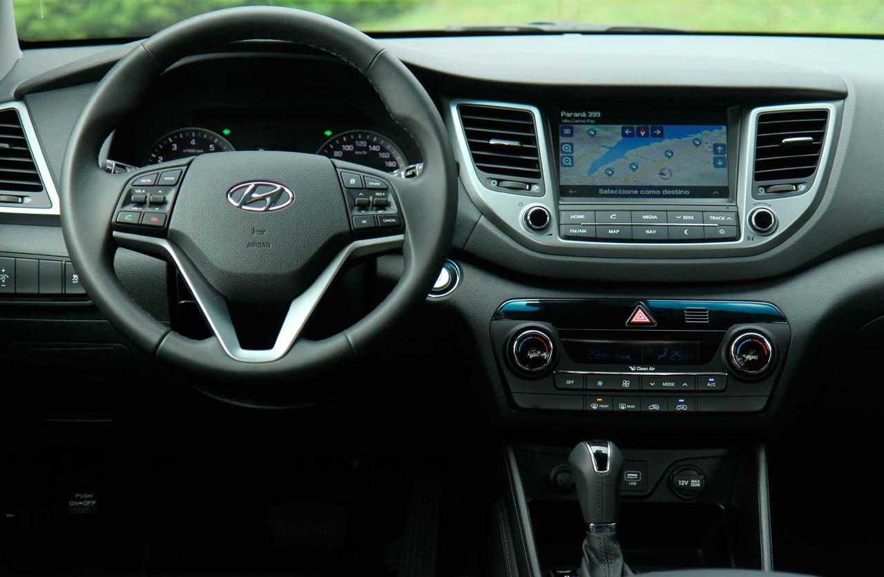 Hyundai Lanz 243 La Nueva Tucson En Argentina Mega Autos