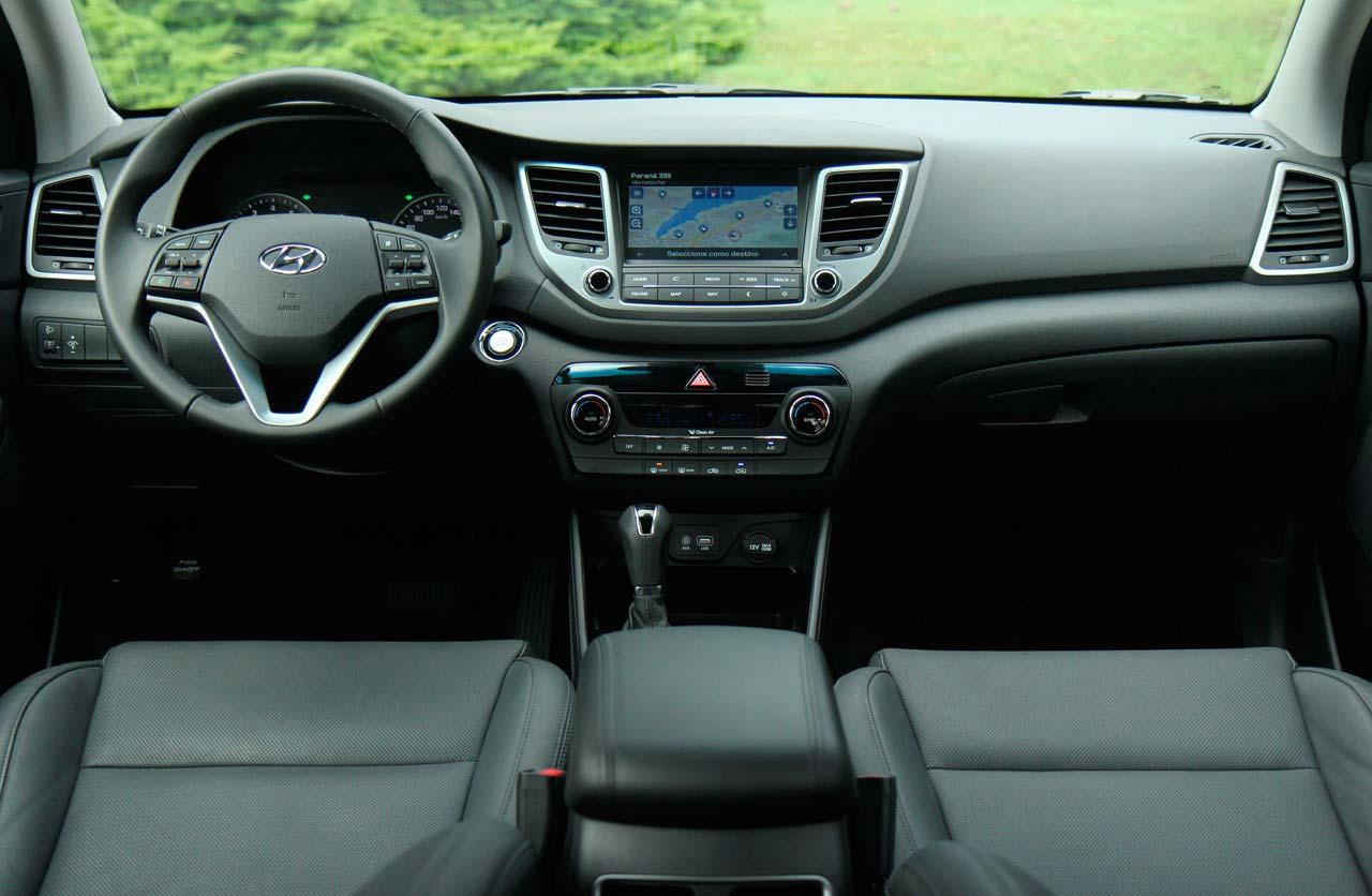Hyundai Lanz La Nueva Tucson En Argentina Mega Autos