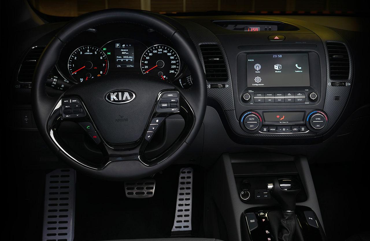 Interior Kia Cerato