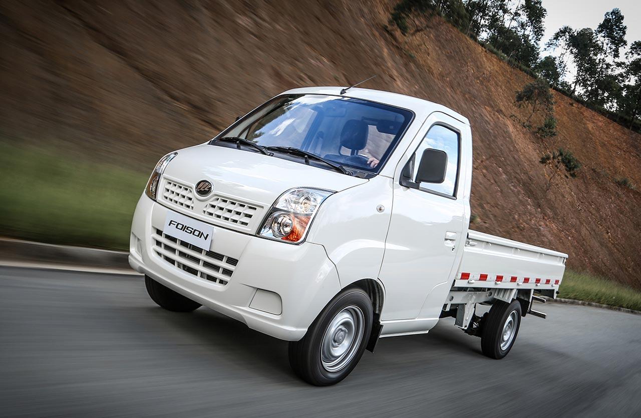 El Lifan Foison Truck ya está en Argentina a 235 mil pesos
